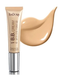 All In One Make Up Spf12 Bb Крем 10 Isadora