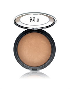 Touch Of Tan Bronzer Пудра Запеченная Бронзирующая С Эффектом Сияния 15 Насыщенный Загар Make up factory