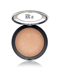 Touch Of Tan Bronzer Пудра Запеченная Бронзирующая С Эффектом Сияния 10 Песчаная Дюна Make up factory