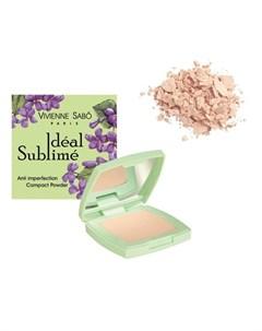 Ideal Sublime Пудра Компактная Против Изъянов Кожи А3 Vivienne sabo