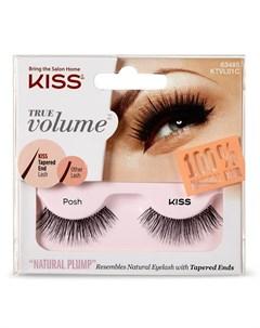 True Volume Накладные Ресницы Lash Posh 50 Мл Kiss