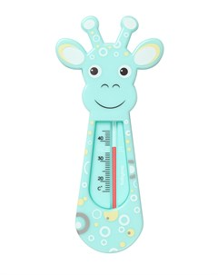 Термометр для ванны Жирафик Mint мятный Babyono