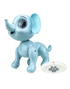 Игрушка интерактивная Robo Pets Слоник 1toy