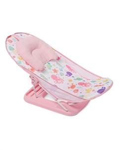 Подставка для купания Подводный мир розовый Mothercare