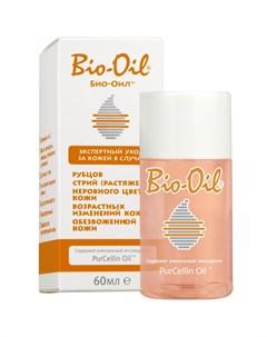 Косметическое масло для лица и тела 60 мл Bio oil
