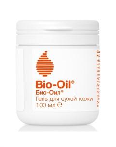 Гель для лица и тела для сухой кожи 100 мл Bio oil