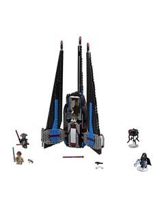 Конструктор Звездные войны Исследователь I 557 элементов Lego
