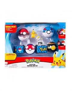 Игровой набор Пояс для Поке тренеров делюкс Pokemon