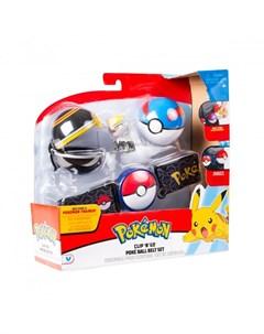 Игровой набор Пояс для Поке тренеров Джангмо Pokemon