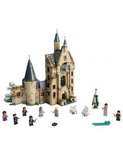 Конструктор Harry Potter TM Часовая башня Хогвартса Lego
