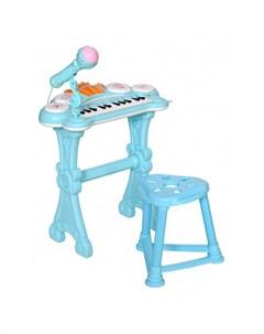 Музыкальный инструмент детский центр Пианино Everflo