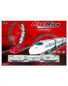 Железная дорога RailTrack 1 петля Hk