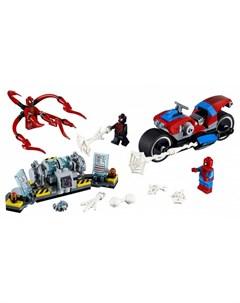Конструктор Super Heroes Спасательная операция на мотоциклах Lego