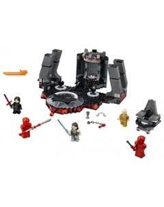 Конструктор Star Wars 75216 Лего Звездные Войны Тронный зал Сноука Lego