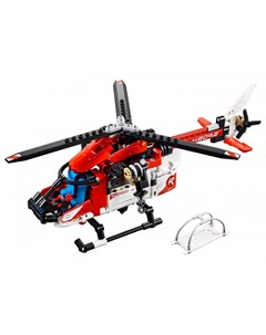 Конструктор Technic 42092 Спасательный вертолёт Lego
