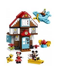 Конструктор Duplo Disney TM Летний домик Микки Lego