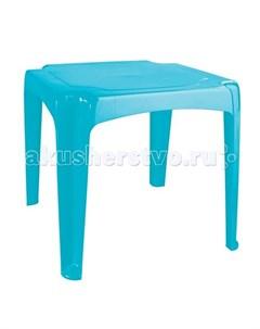 Стол детский 520х520х475 мм Пластишка