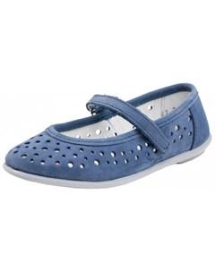 Туфли летние для девочек 432111 Котофей