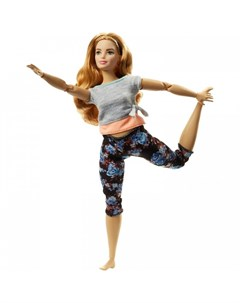 Кукла Безграничные движения Barbie