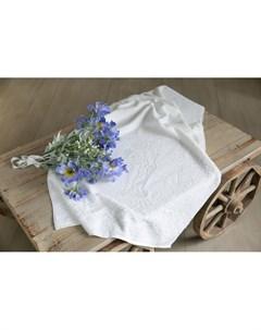 Крестильное полотенце Ангел хранитель 130х70 12 708 10 Alivia kids