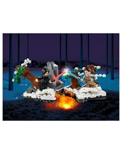Конструктор Star Wars TM Битва при базе Старкиллер Lego