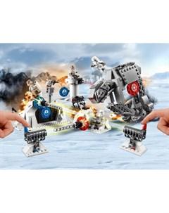 Конструктор Star Wars TM Защита базы Эхо Lego