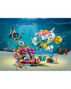 Конструктор Friends Спасение дельфинов Lego