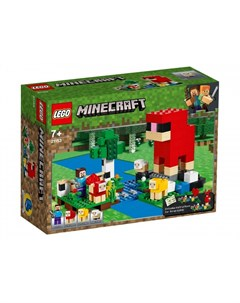 Конструктор Minecraft Шерстяная ферма Lego