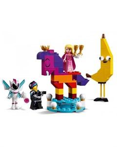 Конструктор Movie 70824 Познакомьтесь с королевой Многоликой Прекрасной Lego