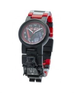 Часы Наручные часы Star Wars Darth Vader с минифигурой Lego