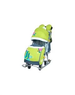 Санки коляска Детям 7 2 Nika