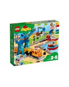 Конструктор Грузовой поезд Lego