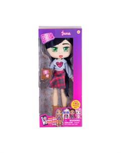 Кукла Boxy Girls June с аксессуаром 20 см 1toy