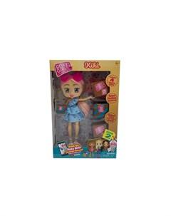 Кукла Boxy Girls Kiki с аксессуарами 20 см 1toy