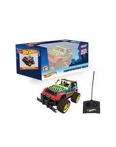 Hot Wheels Внедорожник на радиоуправлении 1 18 Т14168 1toy