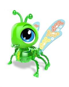 Интерактивная игрушка РобоЛайф Кузнечик 1toy
