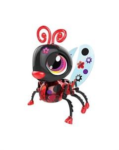 Интерактивная игрушка РобоЛайф Божья Коровка 1toy