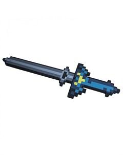 Игрушечное оружие Меч 8 Бит пиксельный 65 см Pixel crew