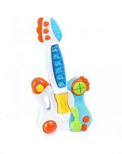 Музыкальный инструмент Гитара электронная 82472 Veld co