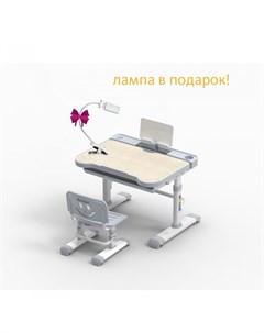 Комплект парта и стул трансформеры Bellissima Fundesk