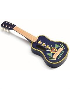 Музыкальный инструмент Гитара 6 струн Djeco