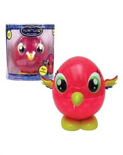 Интерактивная игрушка Лампики Попугай 6 элементов 1toy