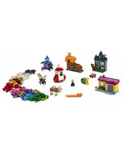 Конструктор Classic Набор для творчества с окнами Lego