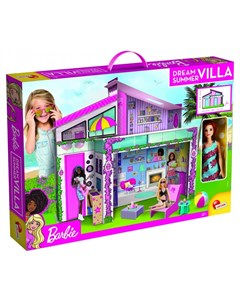 Летняя вилла с настоящей Барби Barbie