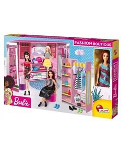 Модный магазин с настоящей Барби Barbie