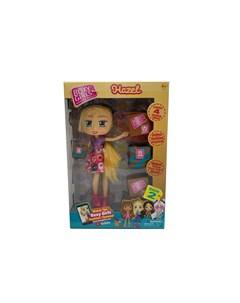 Кукла Boxy Girls Hazel с аксессуарами 20 см 1toy