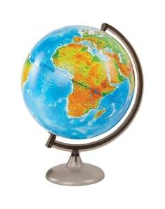Глобус физико политический 32 см с подсветкой Глобусный мир