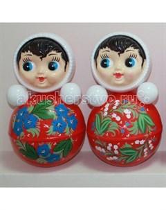 Развивающая игрушка Неваляшка 35 6 см Russia
