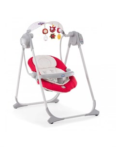 Электронные качели Polly Swing Up Chicco