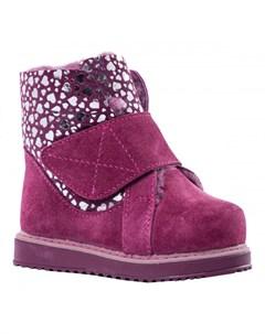 Ботинки зимние для девочки 152221 53 Котофей